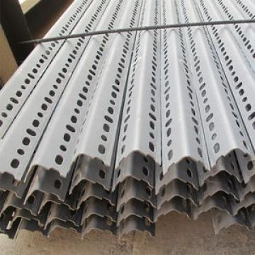 Trade assurance hot rolled equal or unequal angle Iron factory price