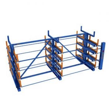 GZYJ-W6 Warehouse Storage Double-sided Cantilever rack,Steel Pipe Storage Rack System,Warehouse Pipe Rack System