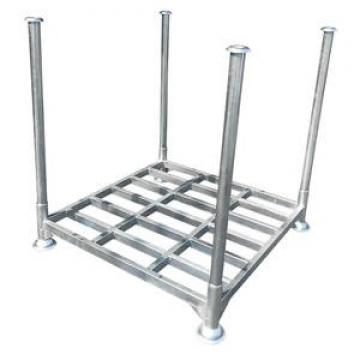 Warehouse Foldable stack portable steel storage fabric Pallet Racking/Rack