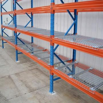 High quality Outdoor heavy storage long tube ,wire storage warehouse Metal cantilever rack and shelving