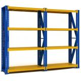 Heavy Duty Industrial Storage Racks and Shelves, Warehouse Rack Numbering System