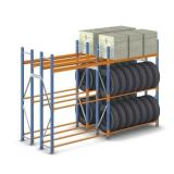 Best ISO9001 Cantilever Storage Shelving From China